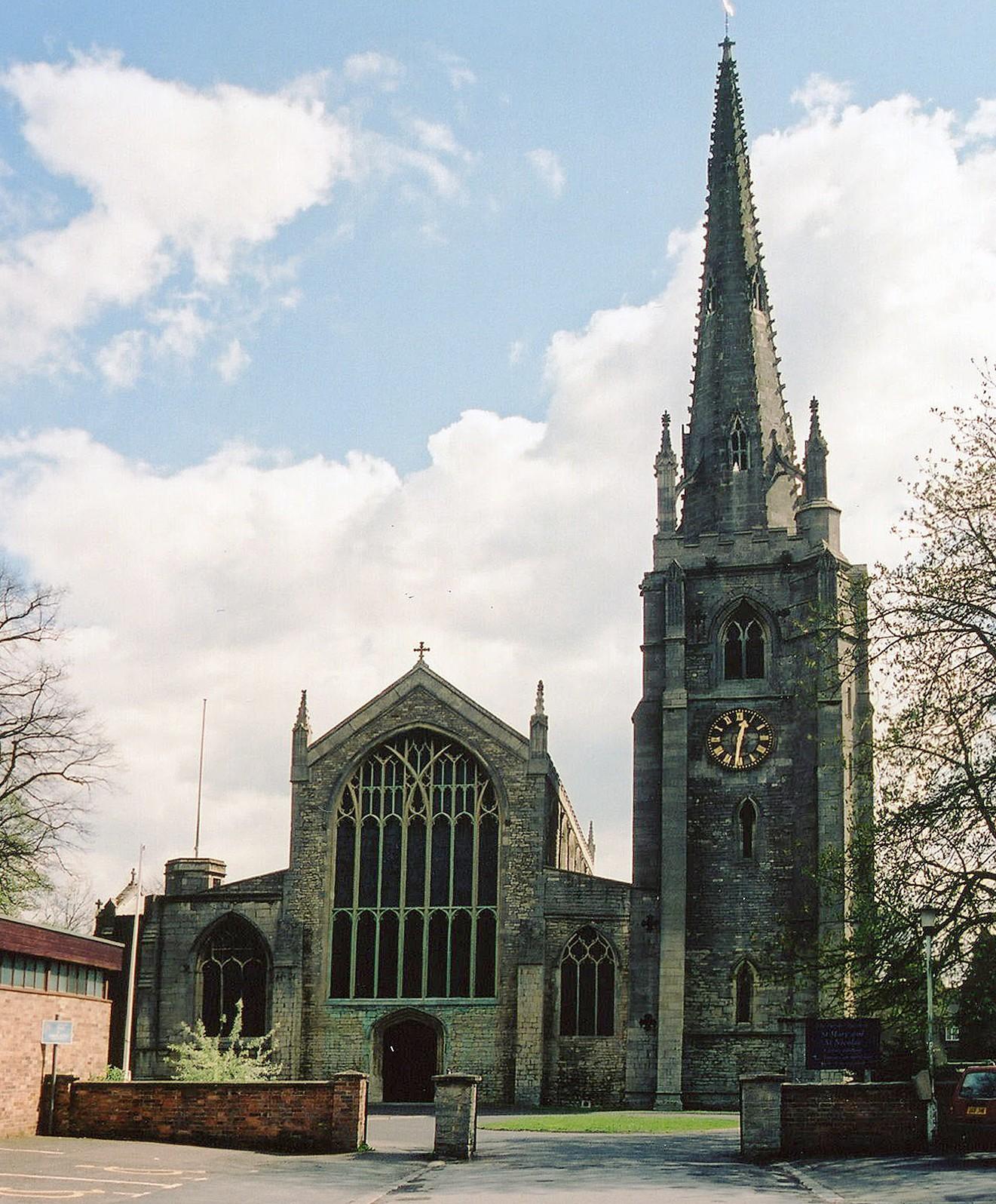 St. Mary and St. Nicholas Church