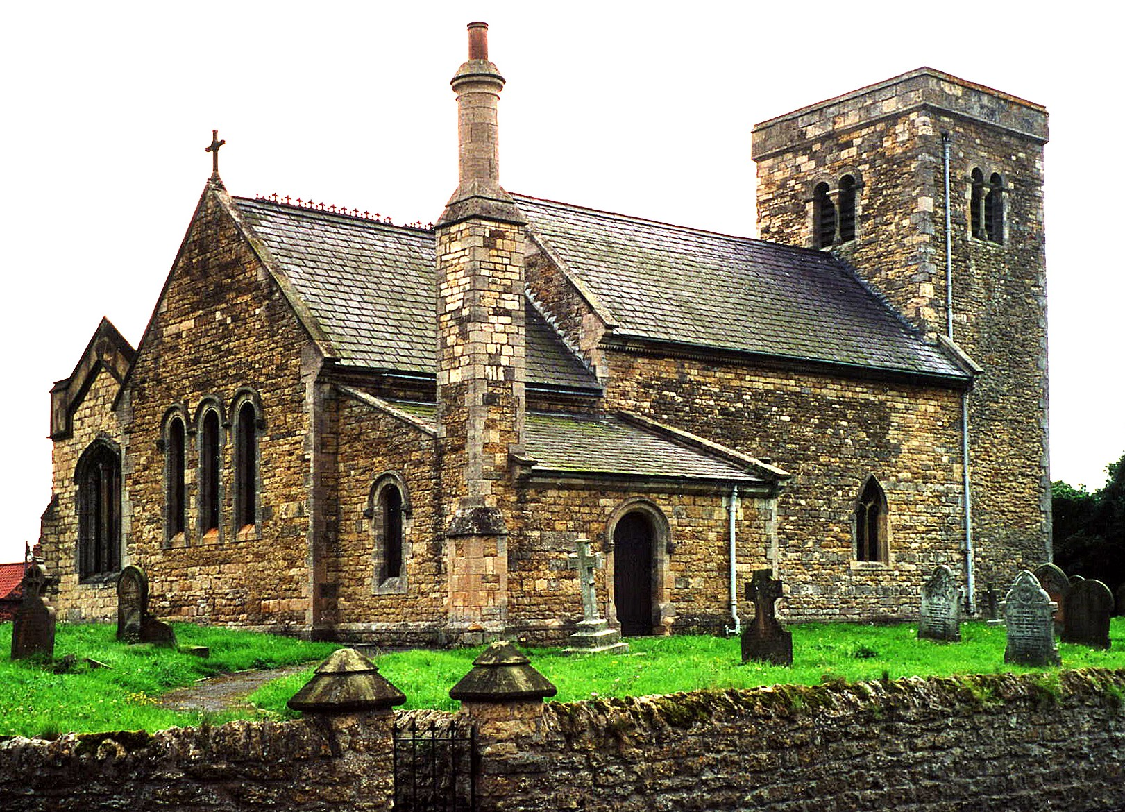 St. George and St. Lawrence Church
