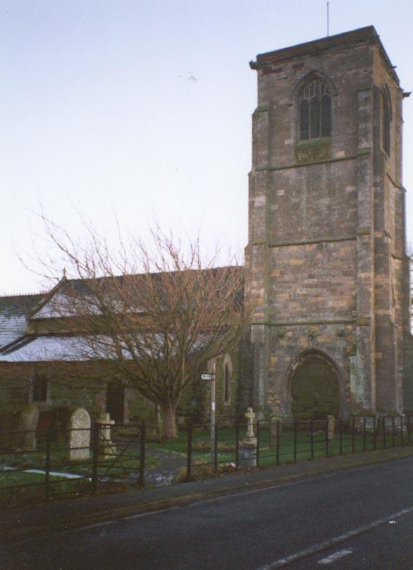 Stickford Saint Helen church