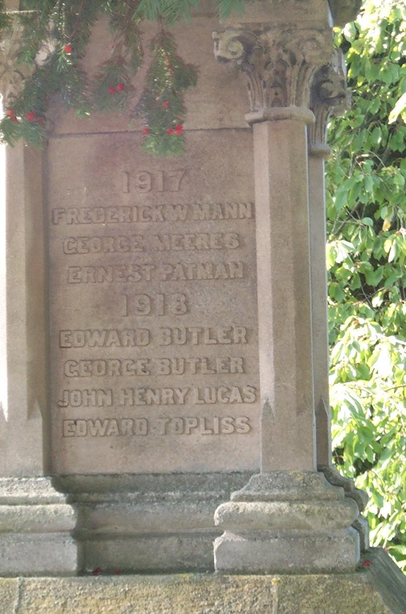 Stickney Memorial #3