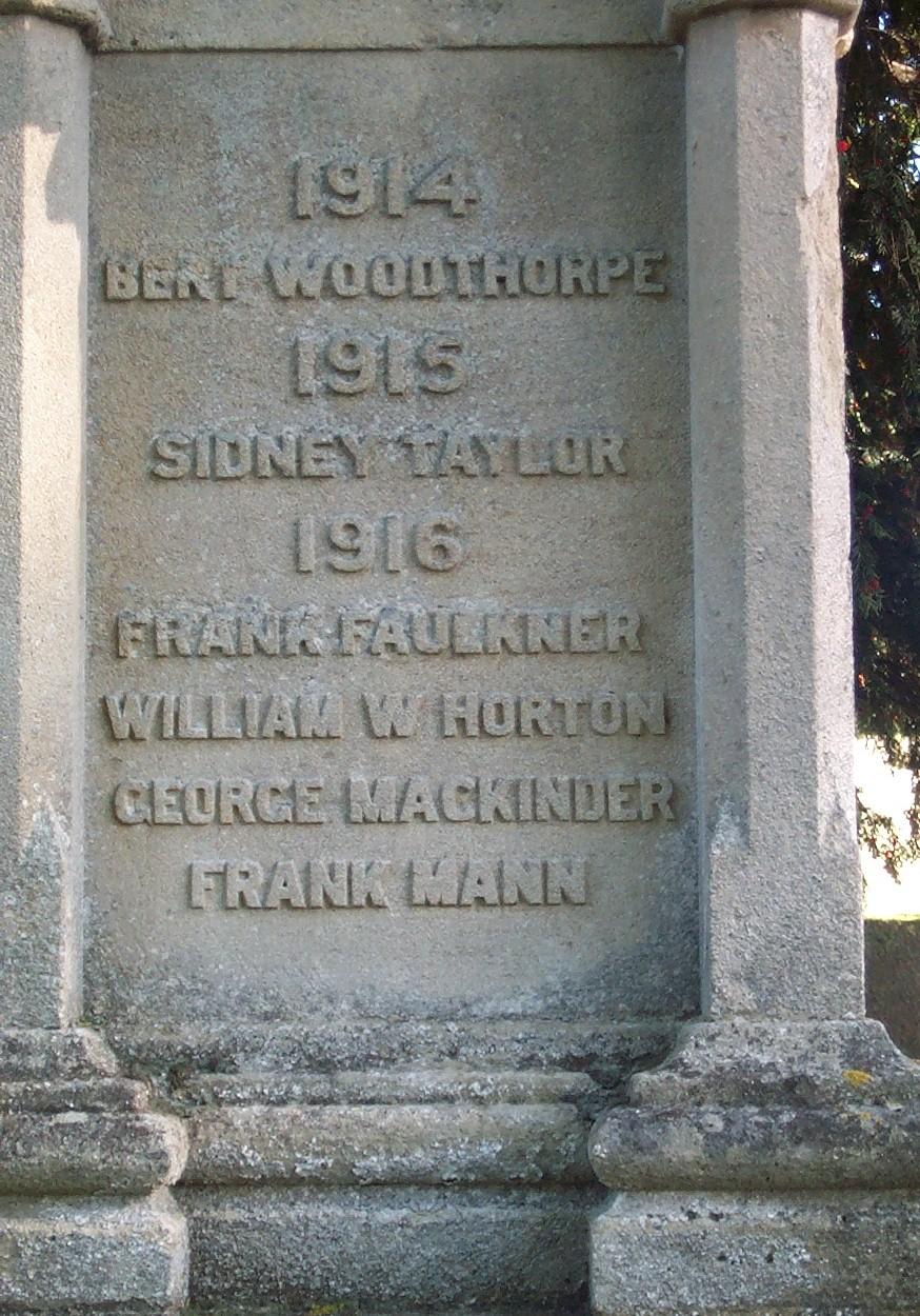 Stickney Memorial #1