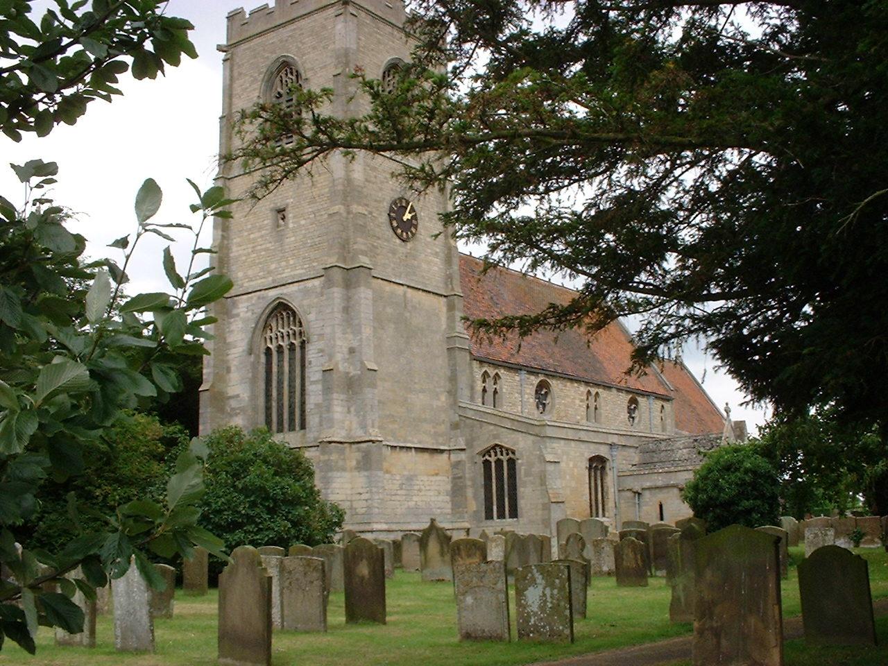Stickney Saint Luke parish church