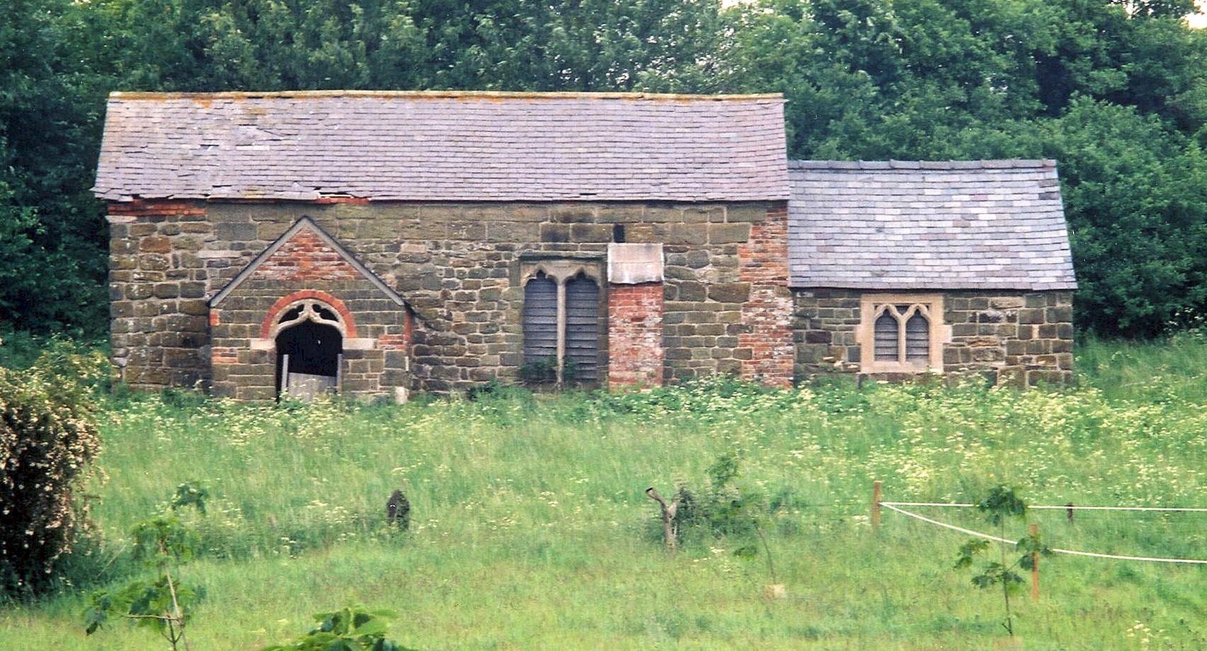 Sutterby St. John the Baptist church