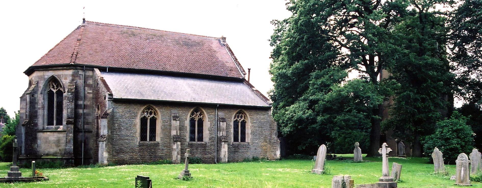 St. James Church wide shot