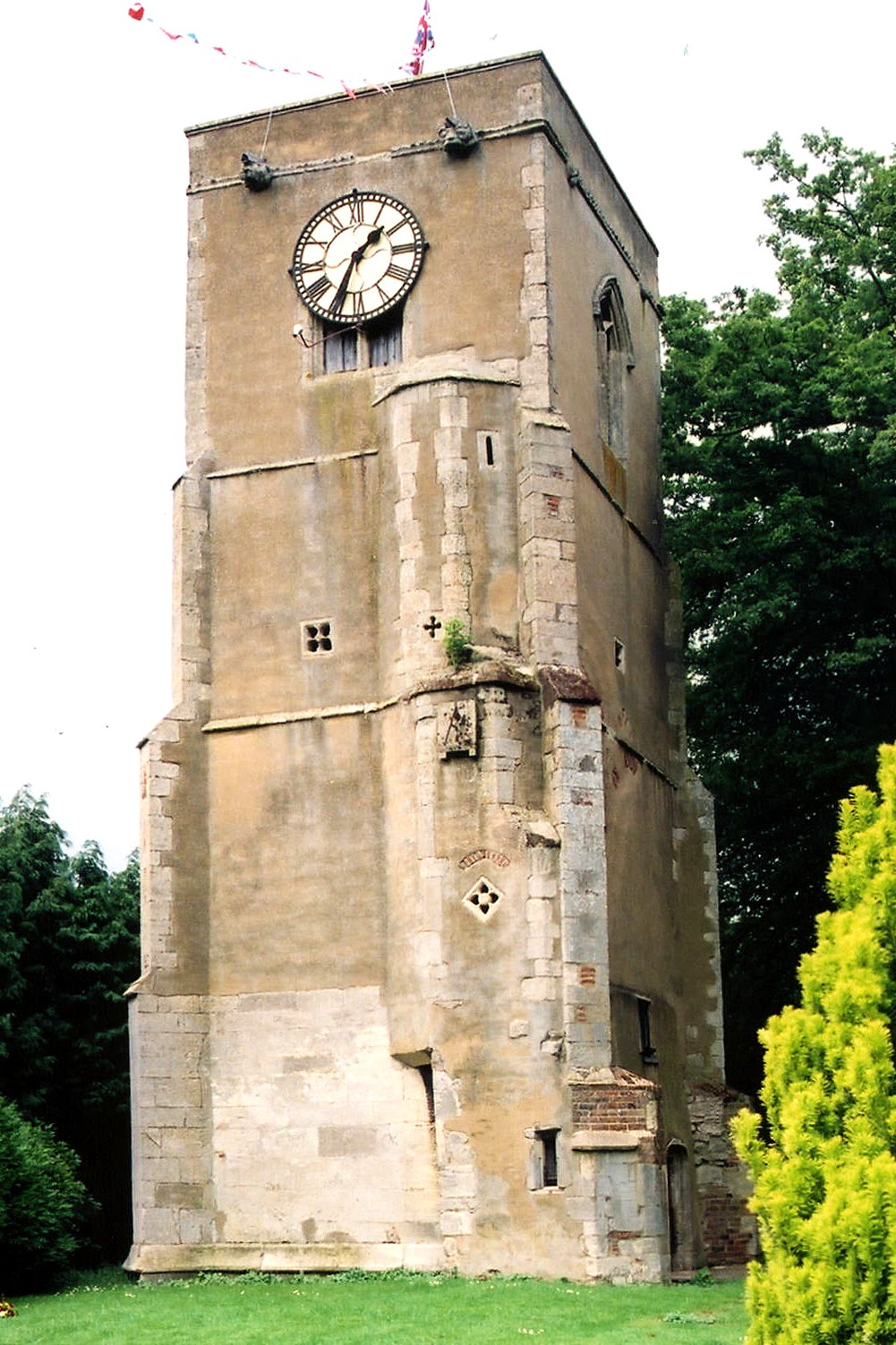 St. James Church tower