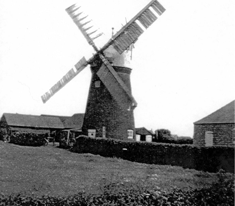Swineshead Windmill