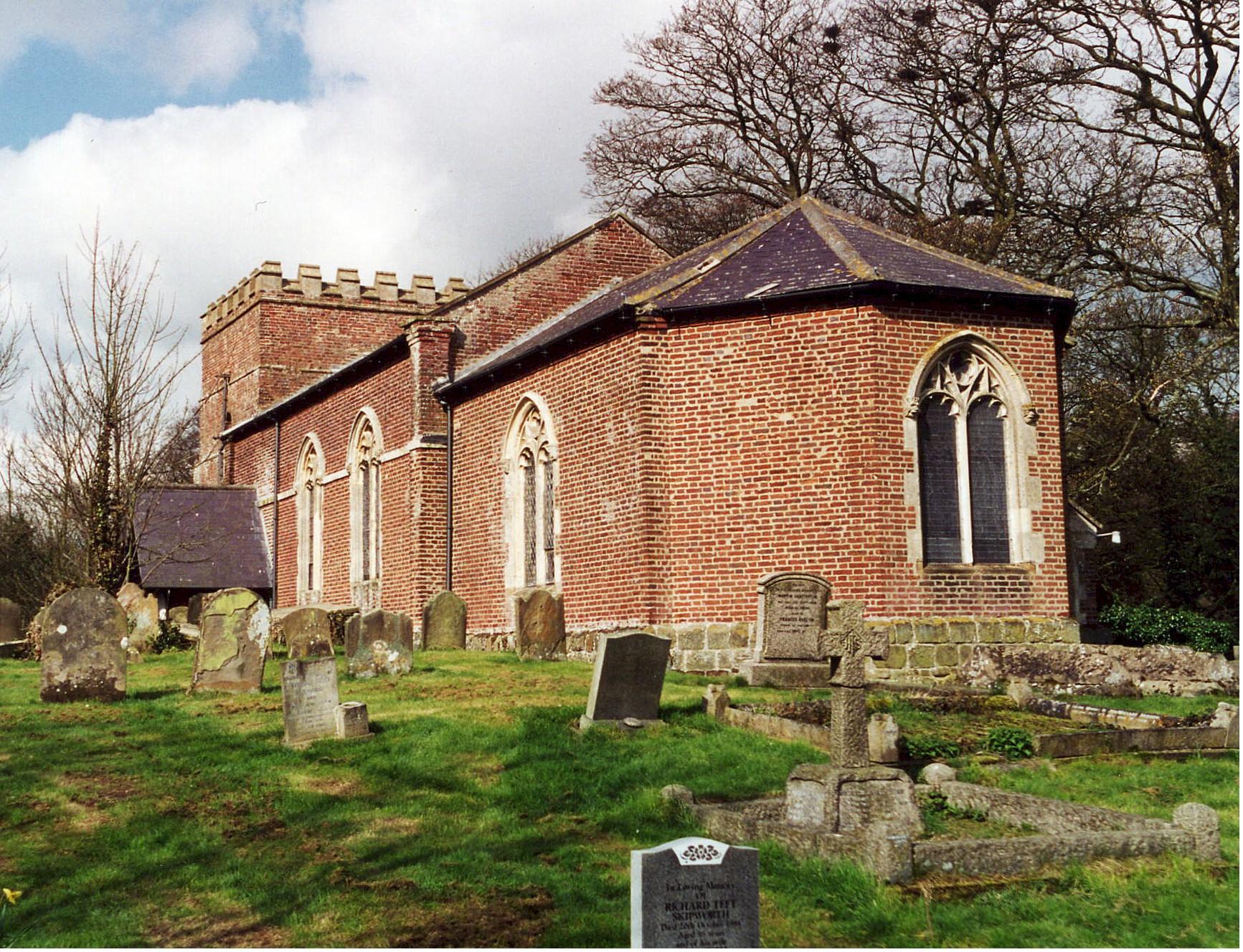 St. Vedast parish church