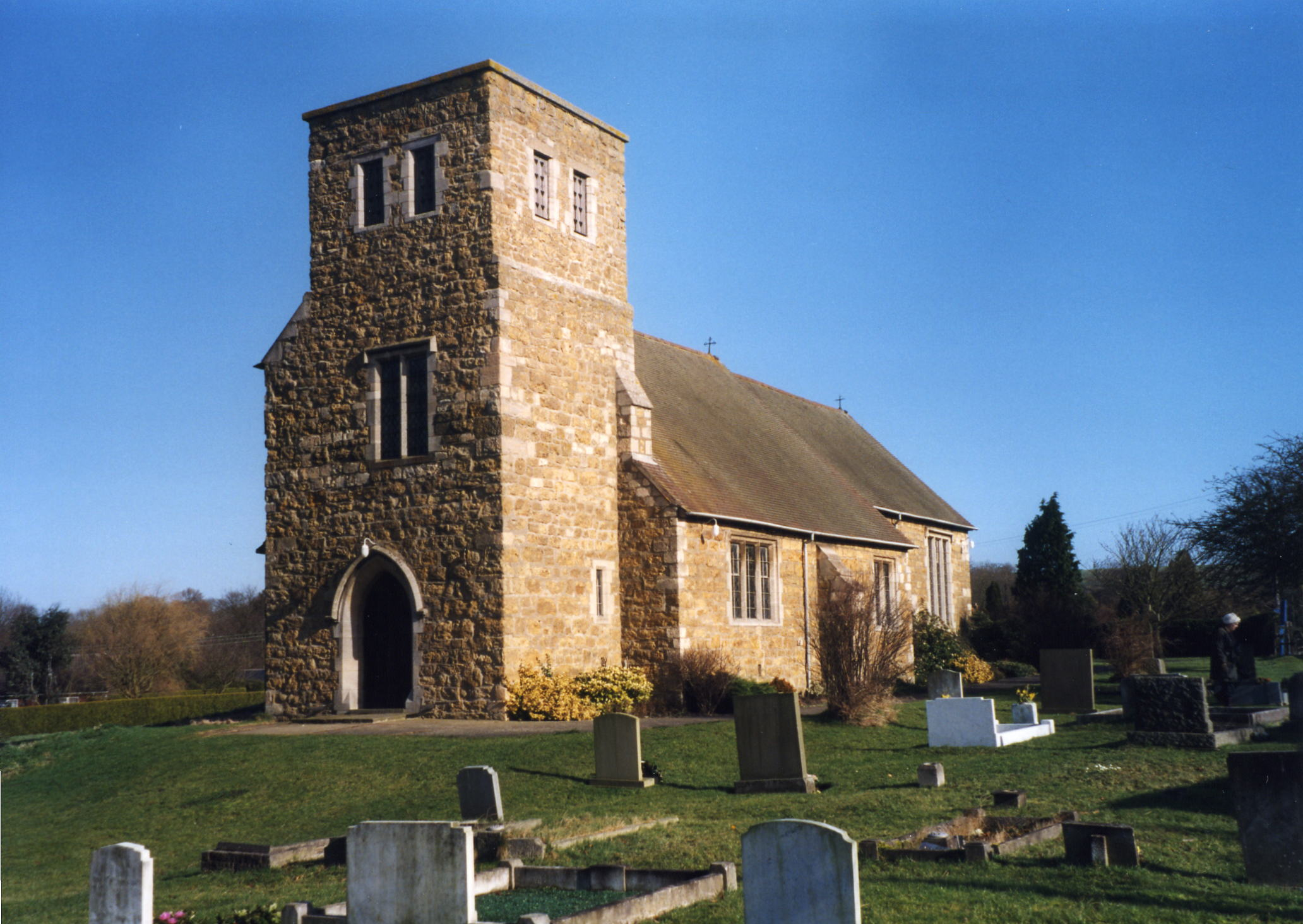 Walesby Saint Mary's church