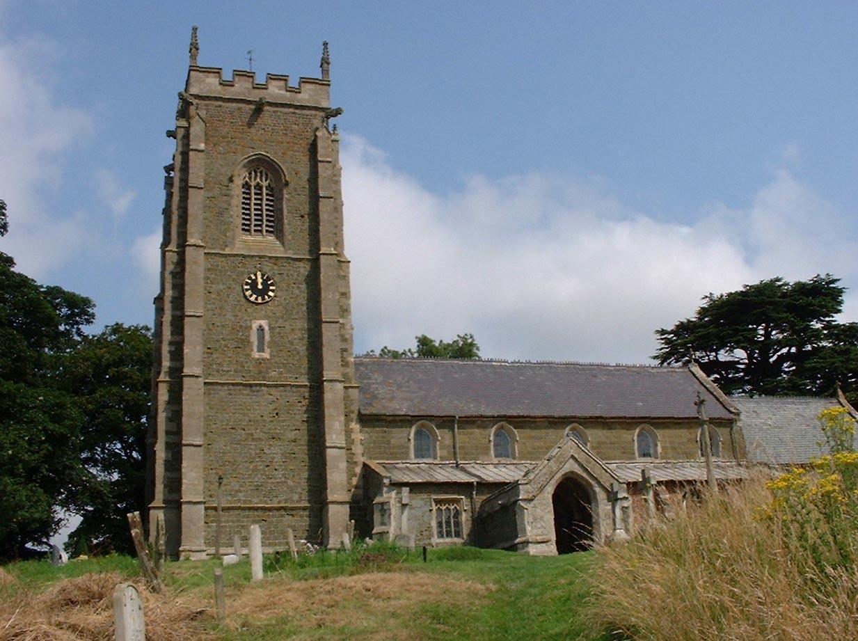 West Keal Saint Helen church