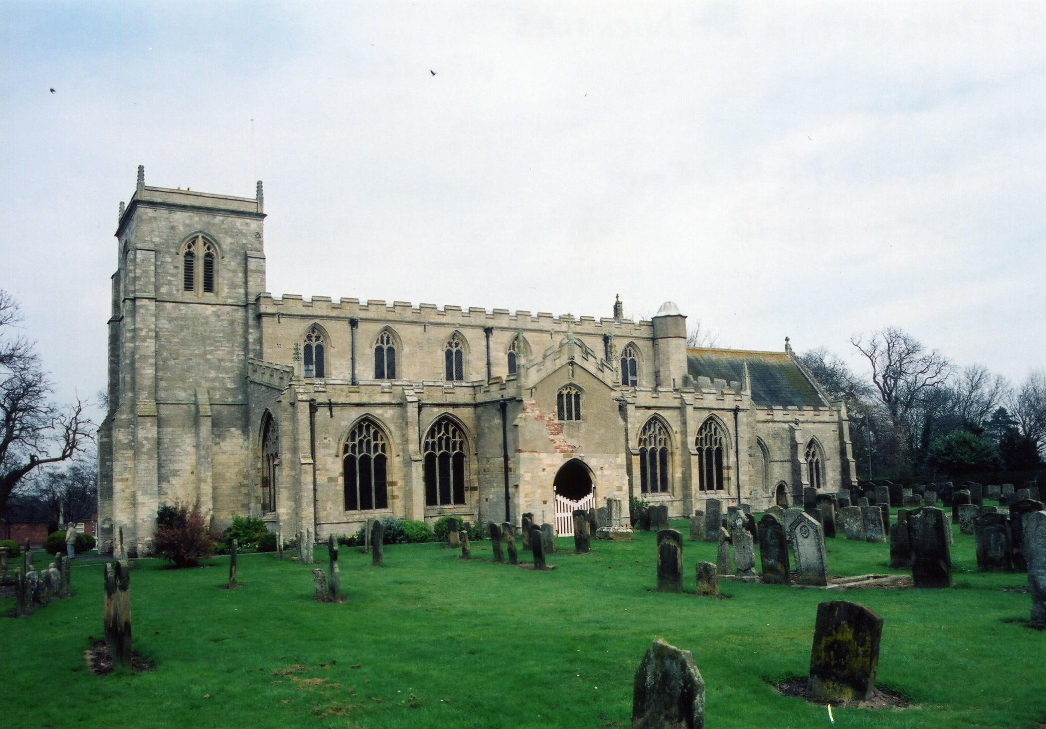 Saint Mary and St. Nicholas Church