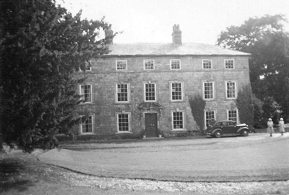 Cadeby Hall circa 1930