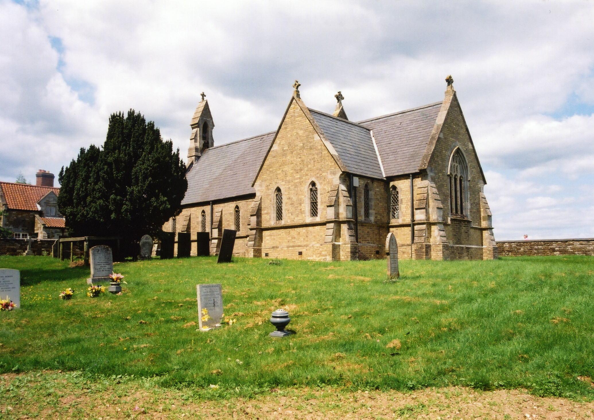 Wyville St. Catherine church