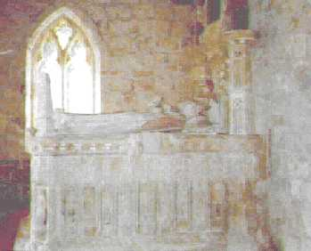 Picture of Chillingham, St Peter - Tomb