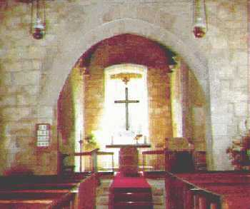 Picture of Chillingham, St Peter - Internal View