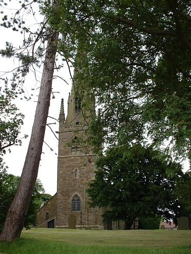 Photograph of St Bartholomew's Church 2003