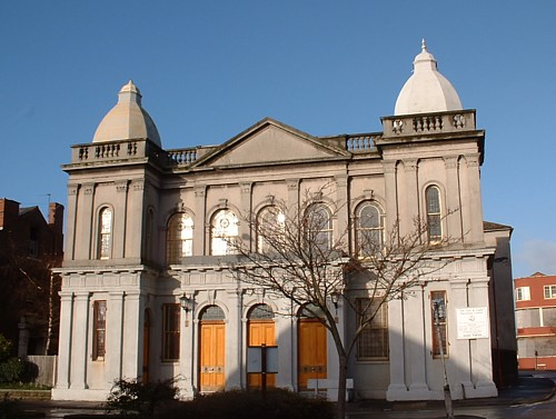Photograph of Trinity Methodist Church, Union Street Chapel 2003