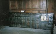 Heversham parish chest.