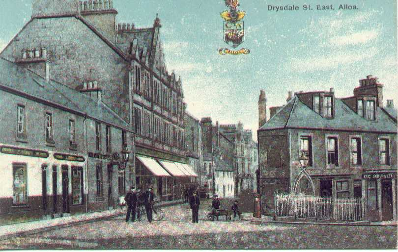 Drysdale Street