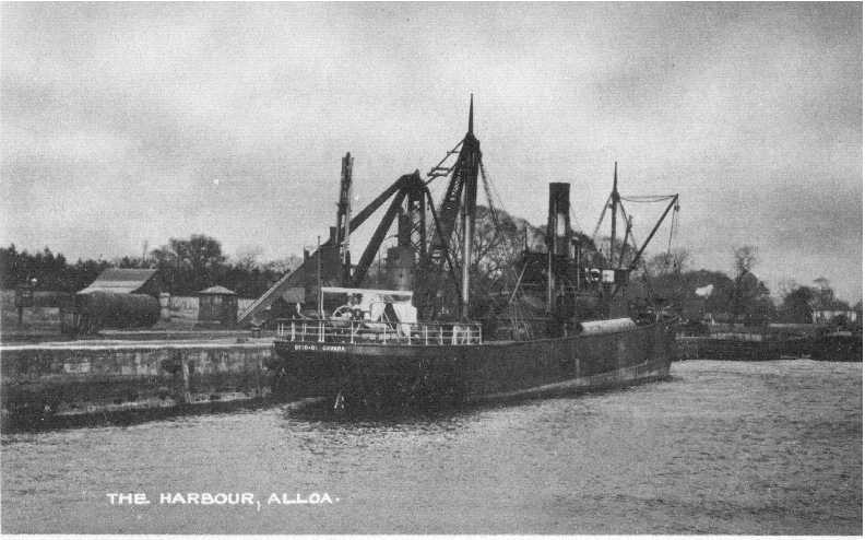 Alloa Harbour