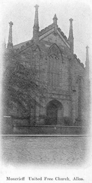 Moncreiff Church