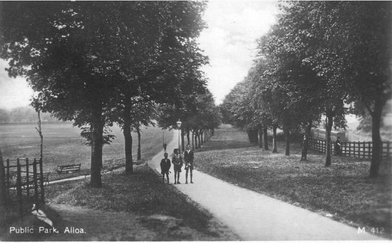 Alloa Park