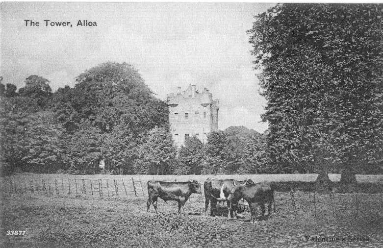 Alloa Tower