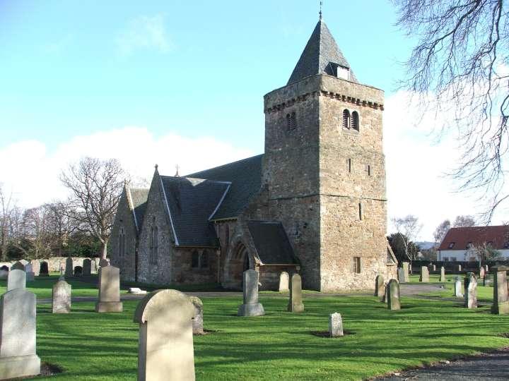 [Photo of parish church]