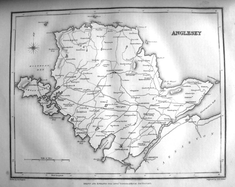 1833 Map