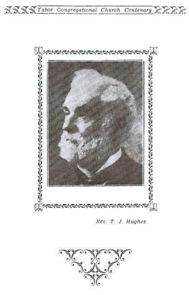 Rev. T. J. Hughes