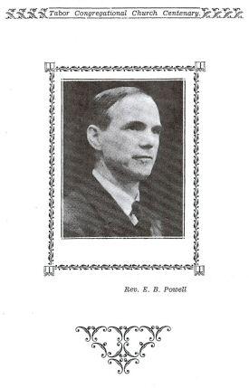 Rev. E. B. Powell