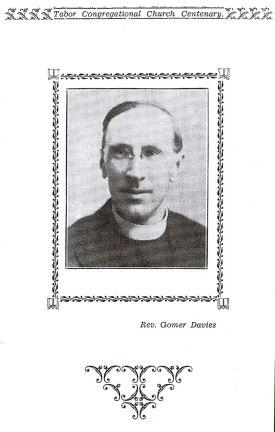 Rev. Gomer Davies